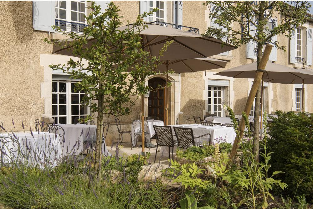 Hotel Restaurant De Charme Auxerre